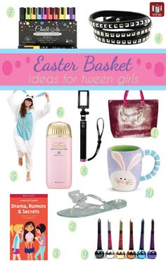 The only 9 things your teenage daughter wants in her easter basket the only 9 things your teenage daughter wants in her easter basket basket gift basket ideas and easter baskets negle Gallery