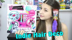 DIY INDIE HAIR DECO #CREATIVETEAM - Nice Group ✿Lady Giorgia✿ Guarda il video qui:https://youtu.be/7ae_6w0ZEnM