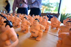Hitachi sumo guys