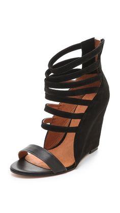 Mirlind Wedge Sandals