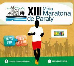 Vem aí a Meia Maratona de Paraty  Prova será disputada no dia 16 de março