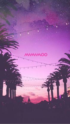 Mamamoo, Aesthetic Pastel Wallpaper, Aesthetic Wallpapers, Flower Wallpaper, Wallpaper S, Reverse Gravity Falls, Song Lyrics Wallpaper, Small Canvas Art, Kpop Fanart