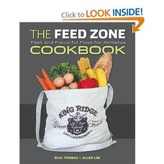 Great information and cookbook for cyclists.