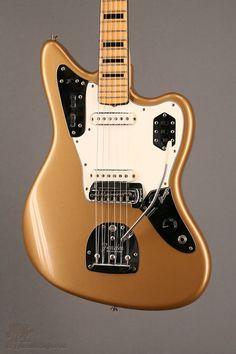 1969 Fender Jaguar | via gryphon stringed instruments