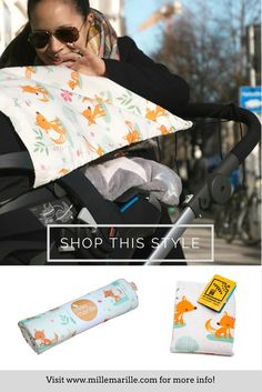 Protect your child also in autumn & winter with the no.1 sun sail available! Highest protection standard and great design!   www.millemarille.com  millemarille; baby; sun protection baby; stroller; foxes; Kinderwagen; Sonnenschutz für Baby; Füchse; vos; Zonwering kinderwagen; renard; protection solaire; poussette; klapvogn, solbeskyttelse, ræv; zorro; cochecito para niños; protección solar; 여우; 애기; 유모차;  狐; 赤ちゃん; ベビーカー