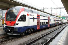 """Schweizerische Bundesbahnen (SBB) / Chemins de fer Fédéraux suisses (CFF) / Ferrovie Federali Svizzere (FFS), RABe 511 001 """"Berlin"""""""