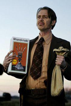 Steve Buscemi in Big Fish Steve Buscemi, Big Fish Movie, Billy Crudup, Pier Paolo Pasolini, Johny Depp, Film D'animation, Wonderwall, Actors, Director