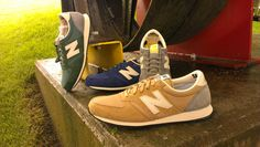 New Balance U420... heritage colours for 2014