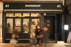Have a lunch or brunch @ Duck Soup in Soho #London