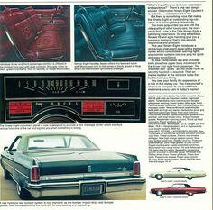1974 Oldsmobile Ninety Eight LS ad