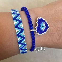 #miyuki #peyote #brickstitch #handmade #elişi #bileklik #bracelet