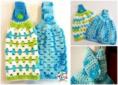 Crochet Scrubbies and Swiffer Cover Free Patterns | The WHOot