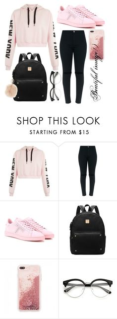 """""""Beautiful image!)"""" by haybeatifulimageii ❤ liked on Polyvore featuring beauty, Tod's and Furla"""
