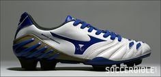 Mizuno Wave Ignitus 2 - Pearl/Blue/Black