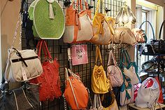 50% off cute purses? Yes please!