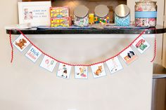 Dick and Jane 1st Birthday Party