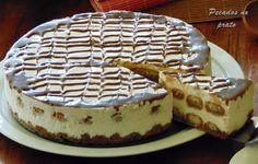 Tiramisu, Cheesecake, Healthy Recipes, Ethnic Recipes, Desserts, Food, Delicious Desserts, Puddings, Conch Fritters