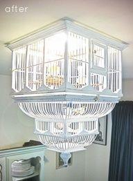 birdcage inverted