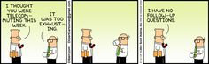 The Dilbert Strip for March 11, 2014