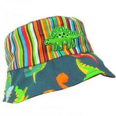 Dino the Dinosaur Baby and Toddler Boy Sun Hat