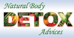 Natural Body Detox Advices