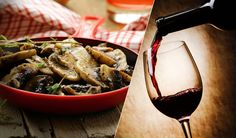 Top 5 wines Best served With mushrooms