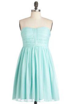 Flickering Allure Dress. mint mint mint