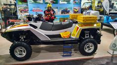 The amphibious Gibbs Quadski is all ready for rescue ops (Photo: C.C. Weiss/Gizmag)