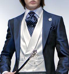 italian wedding suits | Italian Wedding Suits, model: G19-(601) Ottavio Nuccio Gala 2013 ...