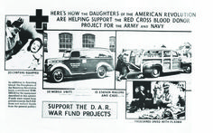 Committed to Service: DAR and the American Red Cross | Daughters of the American Revolution