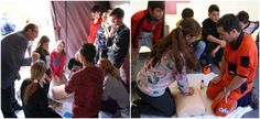 Más de 400 alumnos de Motril y Torrenueva asisten al 'Taller Salvavidas' sobre reanimación cardiopulmonar