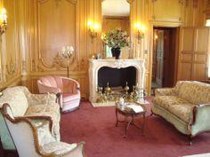 Marland Mansion bedroom