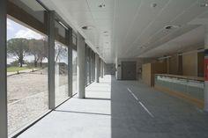 Galería de Polideportivo La Dehesa de Navalcarbón / Pablo Notari Oviedo + SUMAR urbanismo y arquitectura + CONURMA Ingenieros Consultores - 14