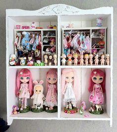 Piper at home by Limi-lim #doll #dollhouse #blythe #lalaloopsy #hellokitty #sonnyangel #kewpie
