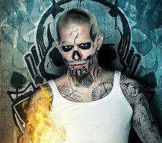 Suicide Squad El Diablo Chato Santana