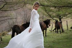 Robes de mariée de Marie Laporte - Collection 2017