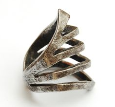 Wicked cool ring! :D