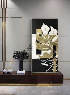 Large Abstract Oil Painting Gold Leaf Art Texture Modern Art Black and White Painting Original Painting Abstract Painting by Julia Kotenko Groot Abstract Olieverfschilderij Bladgoud Kunsttextuur Modern Art Etsy Source by anamariaquintun Check out our webs Art Texture, Modern Art Movements, Gold Leaf Art, Black And White Painting, Contemporary Abstract Art, Contemporary Artists, Art Moderne, Oil Painting Abstract, Modern Oil Painting
