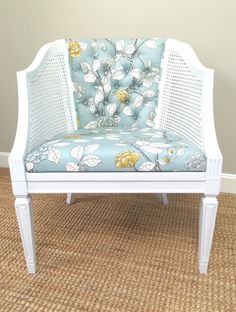 how-to-upholster-a-cane-chair