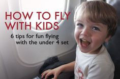 HOW TO: Fly Cross-Country With Small Children (Without Benadryl) | Inhabitots