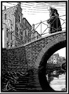 Print Gallery - M.C. Escher - WikiArt.org✖️No Pin Limits✖️More Pins Like This One At FOSTERGINGER @ Pinterest✖️