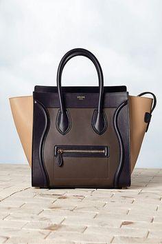 Celine Luggage. Someday baby!