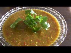Salsa Verde con Chile de Arbol * video 98 *