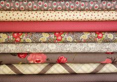 urban cowgirl fat quarter bundle--8 pieces--2 yards total--urban chiks for moda fabrics
