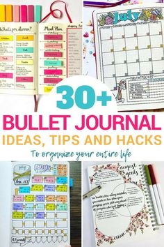 Bullet journal ideas you have to try in your bujo, including bullet journal weekly spreads, budget trackers, layouts and weekly bujo logs. With these bullet journal ideas you can plan upcoming events and keep your life super organized! Bullet Journal For Beginners, Bullet Journal Tracker, Bullet Journal How To Start A, Bullet Journal Spread, Bullet Journal Layout, Bullet Journal Ideas Pages, Bullet Journal Inspiration, Bullet Journals, Journal Prompts