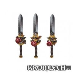 Gladius Vibro Swords