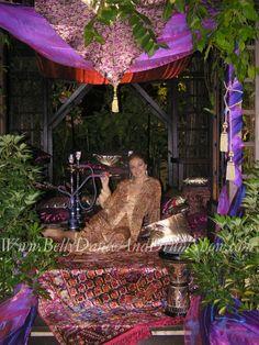 Arabian Night Party theme