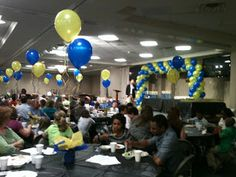 sports_banquet-decorations - Google Search