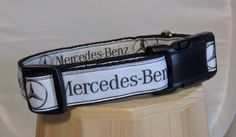 Mercedes - Benz Dog Collar - Car Dog Collar FREE Shipping by ThePawMaster on Etsy