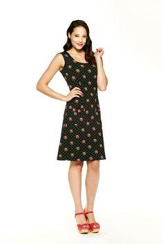 Tante Betsy Dress Betsy Summer Black